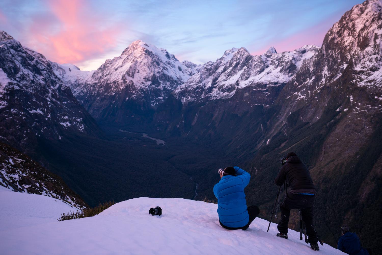 New Zealand photo workshop