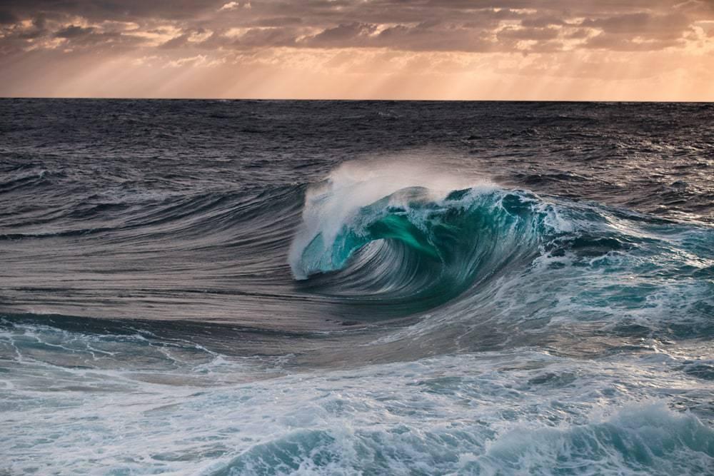 The eye of Poseidon slideshow