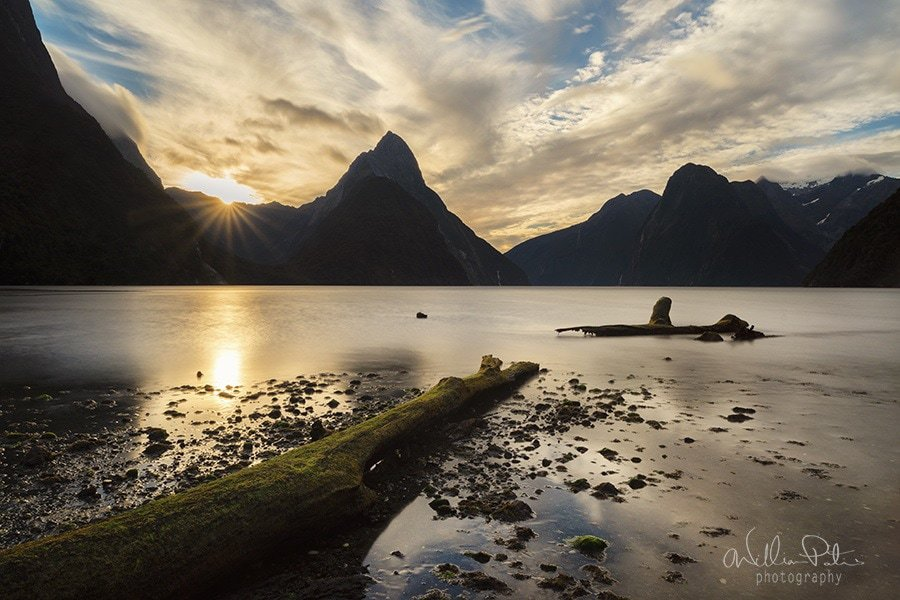 Milford Sound – Where the mountains rise from the sea