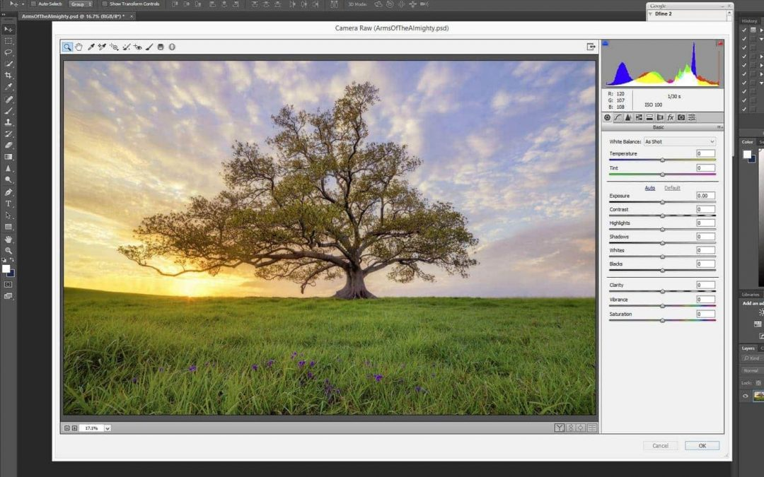 Photoshop – Post Processing Photography Workshop