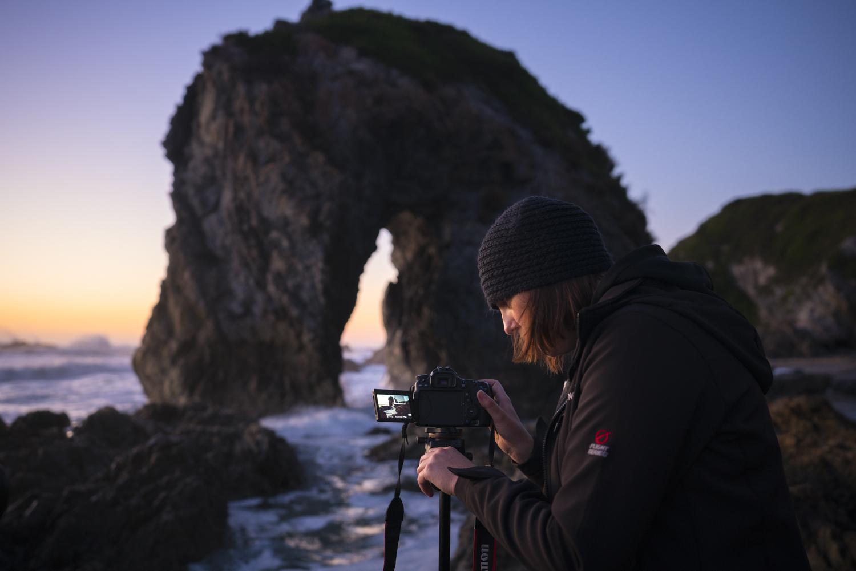 Photography workshop - Bermagui
