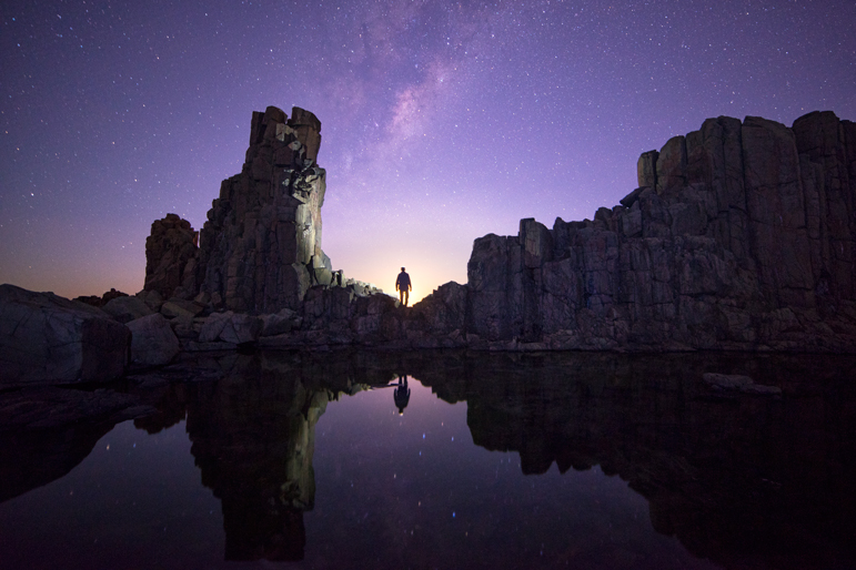 Milky Way, Bombo Quarry