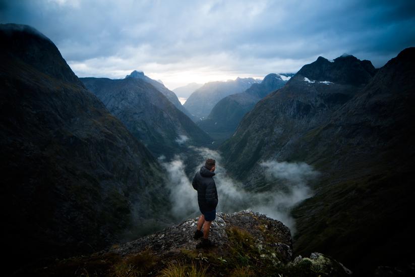 Hiking, New Zealand