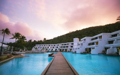 A weekend on Hayman Island