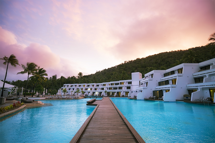 Tropical Resort Hayman Island