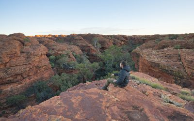 Outback Australia – Exploring Kings Canyon