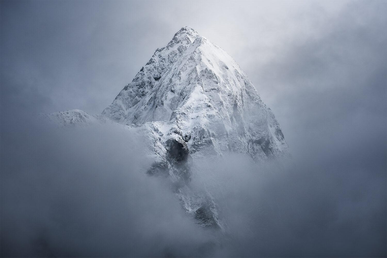 The Mitre Peak