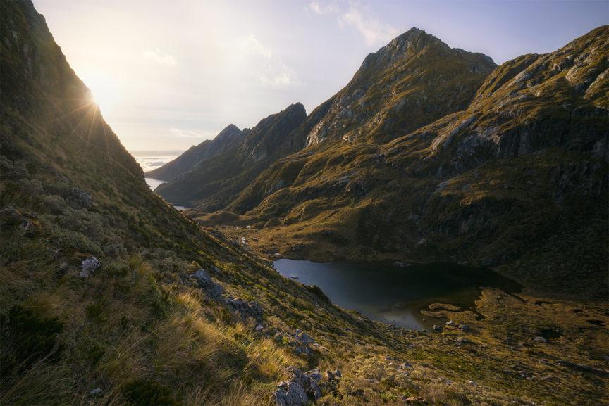 Fiordland New Zealand wilderness