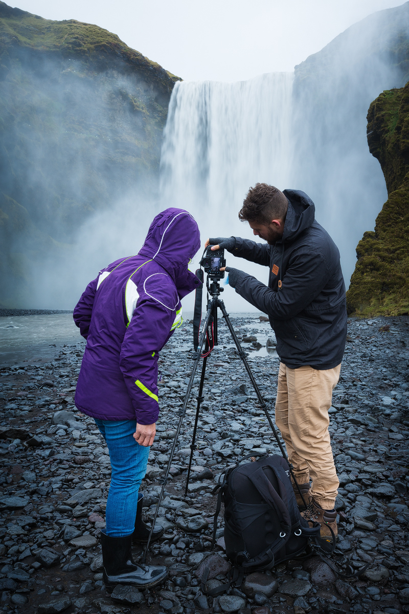 Photographing Iceland - William Patino workshop