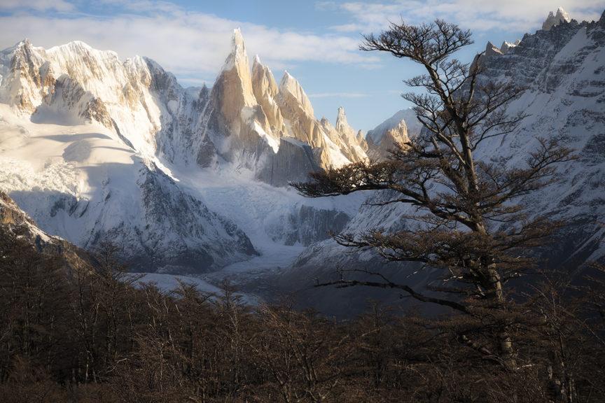 Cerro Torre Patagonia