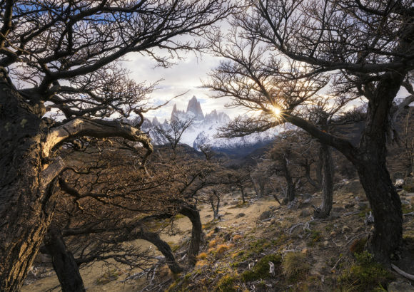 Mt Fitzroy, Patagonia