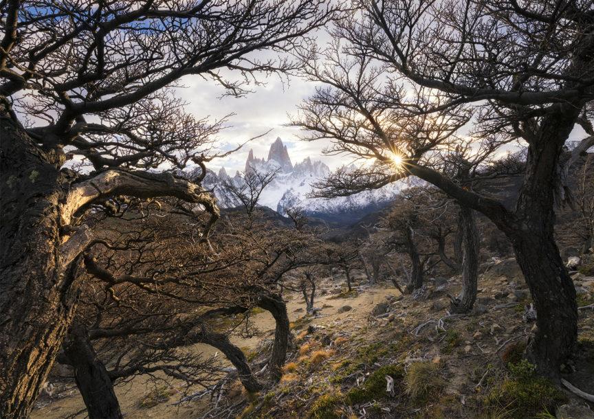Mt Fitzroy, Patagonia