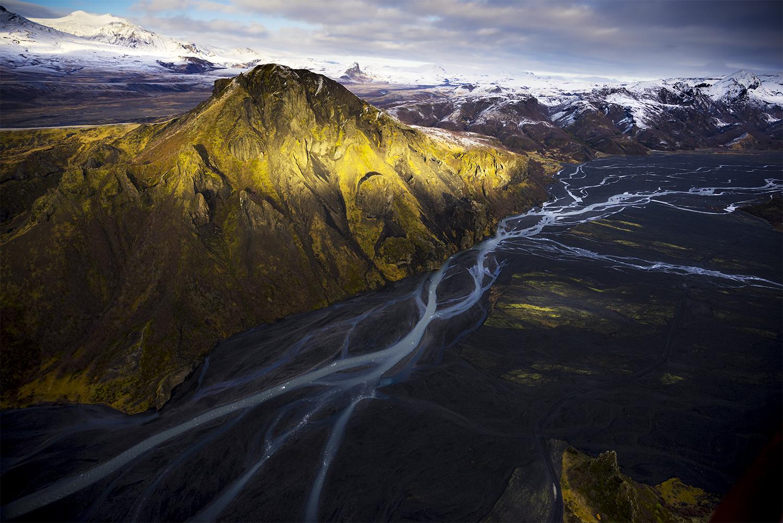 Iceland Aerial -