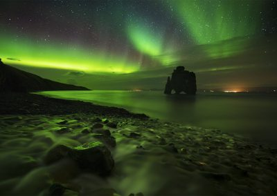 Iceland-Auroa-Will-Patino-Hvitserkur