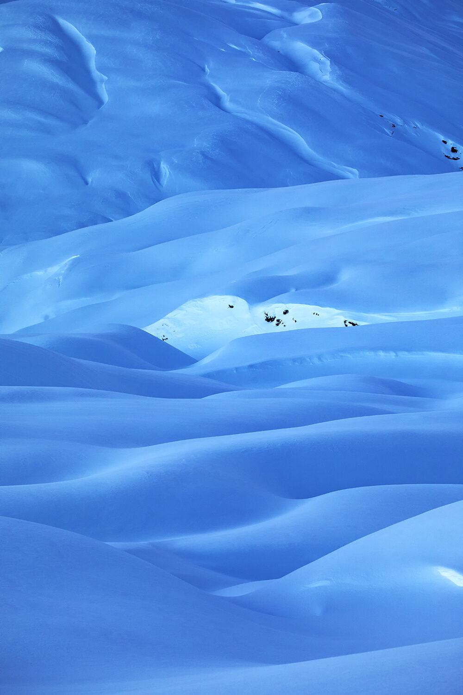 Snow layers