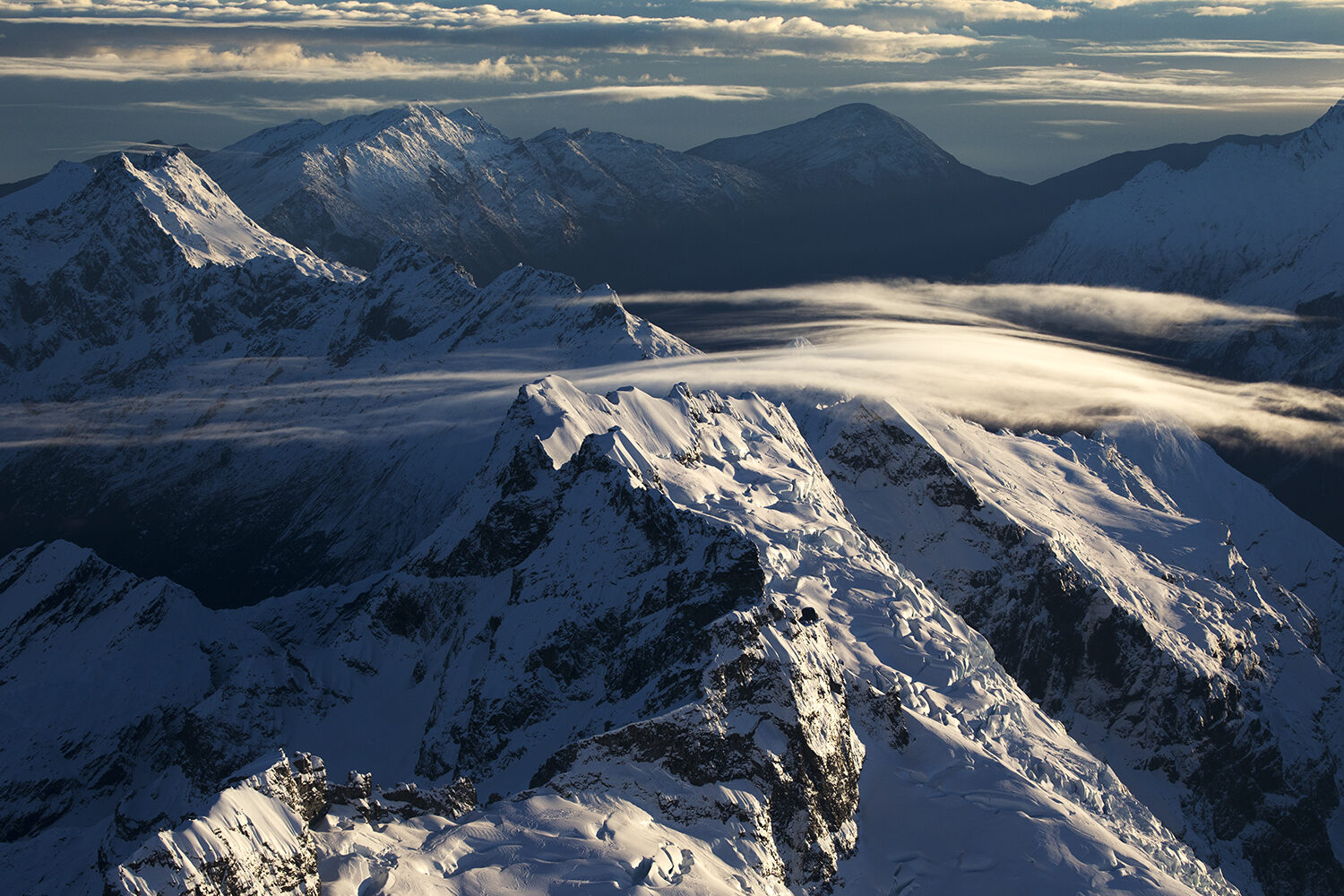 Southern Alps of New Zealand