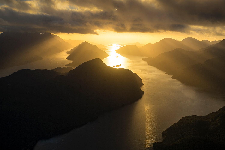 Golden Light - Dusky Sound