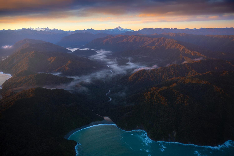 Mt Aspiring, West Coast New Zealand