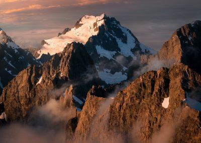 Mount-Tutoko-Fiordland-HIghest-Mountain