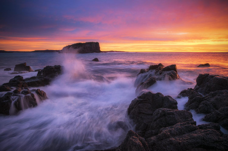 Sunrise, Minnamurra NSW