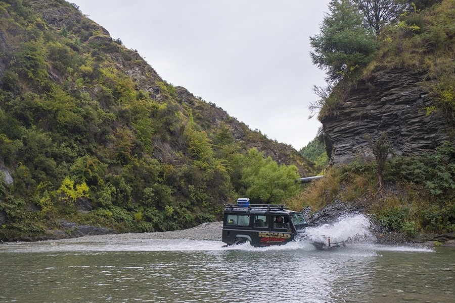 4WD in New Zealand