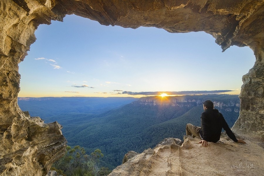 Blue Mountains Cave