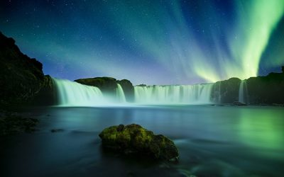 The Northern Lights – Time Lapse