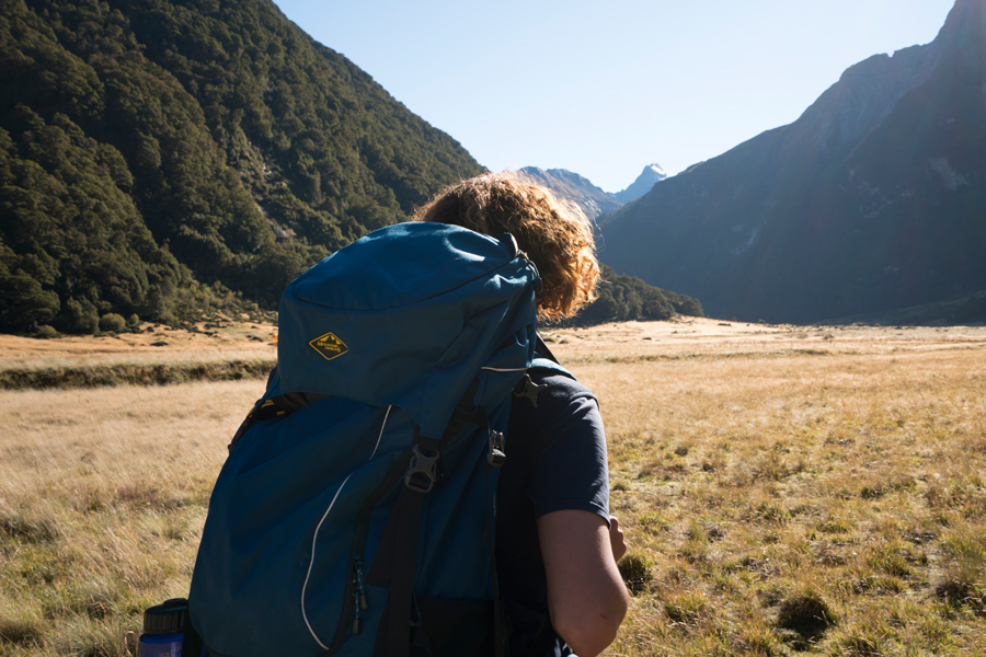 Mountain Designs Hiking Bag