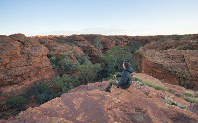 Outback Australia – Exploring Kings Canyon
