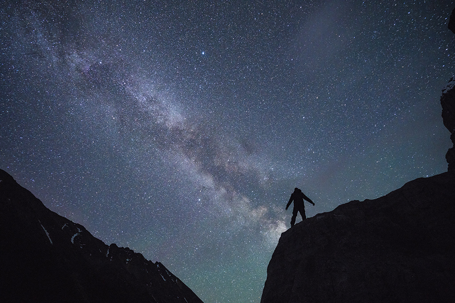 Star gazing in Canada