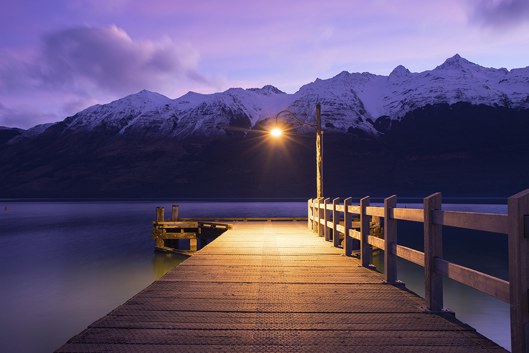 Twilight - Glenorchy