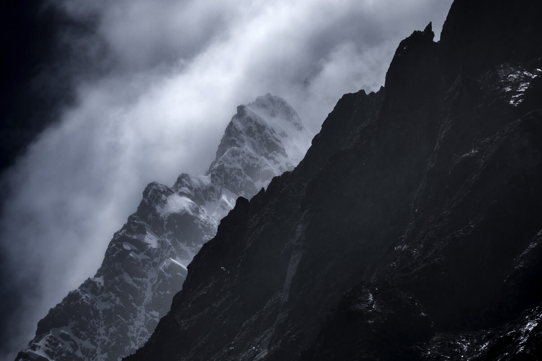 Powerful Mountains