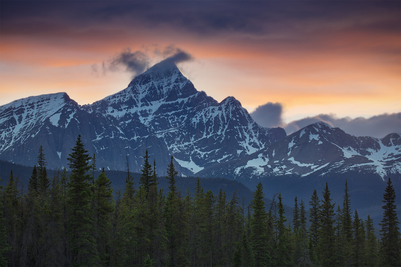 Edith Cavell, Jasper AB Canada