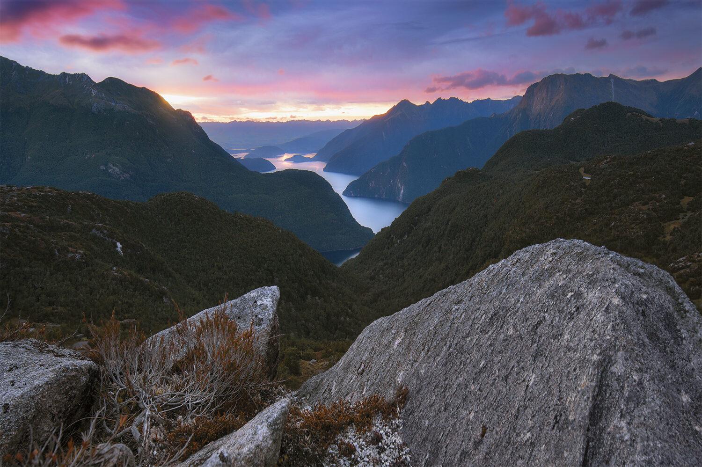 Fiordland, Lake Manapouri