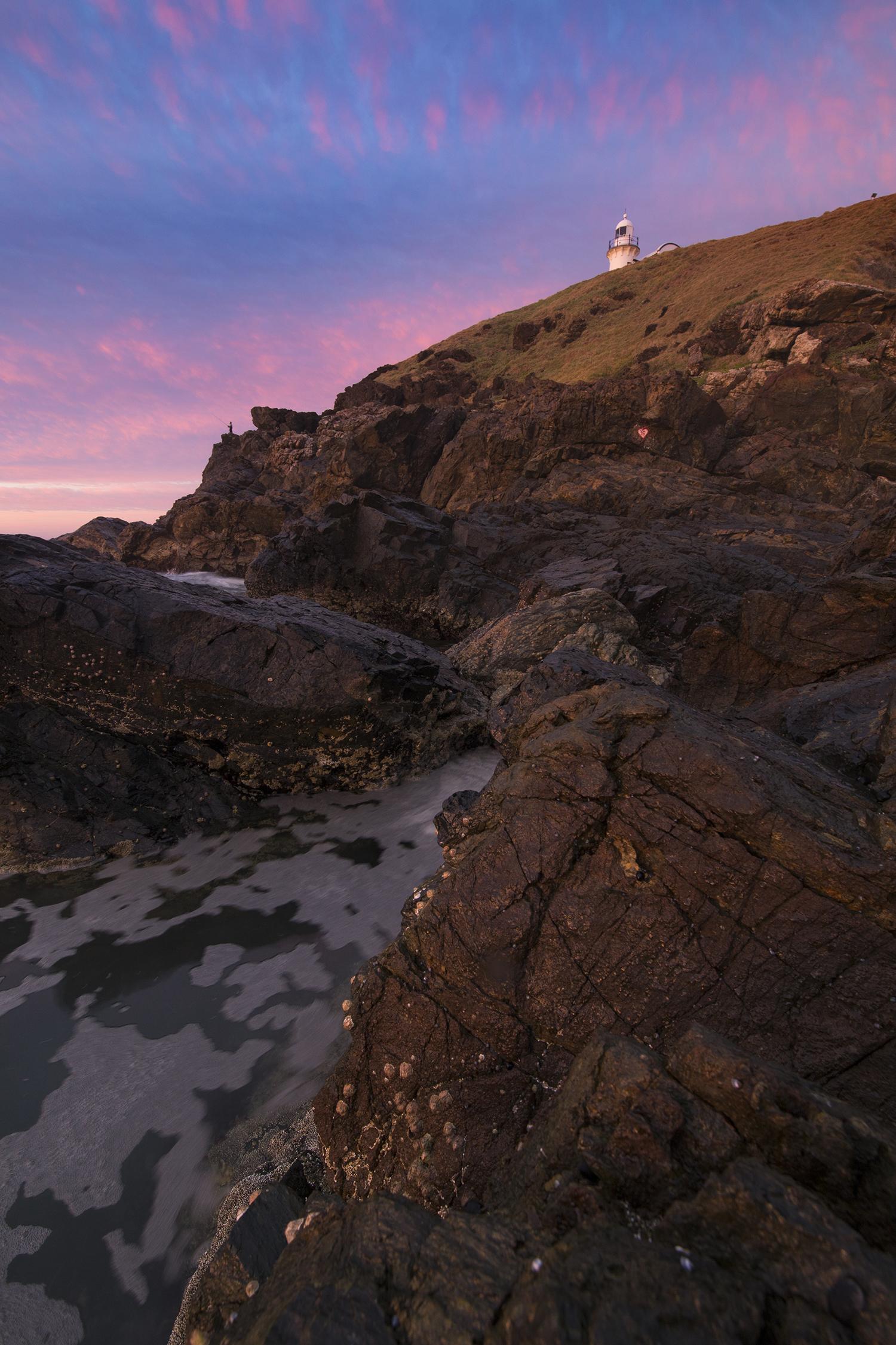Tacking Point Lighthouse - Sunrise