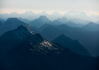 Fiordland Shadows