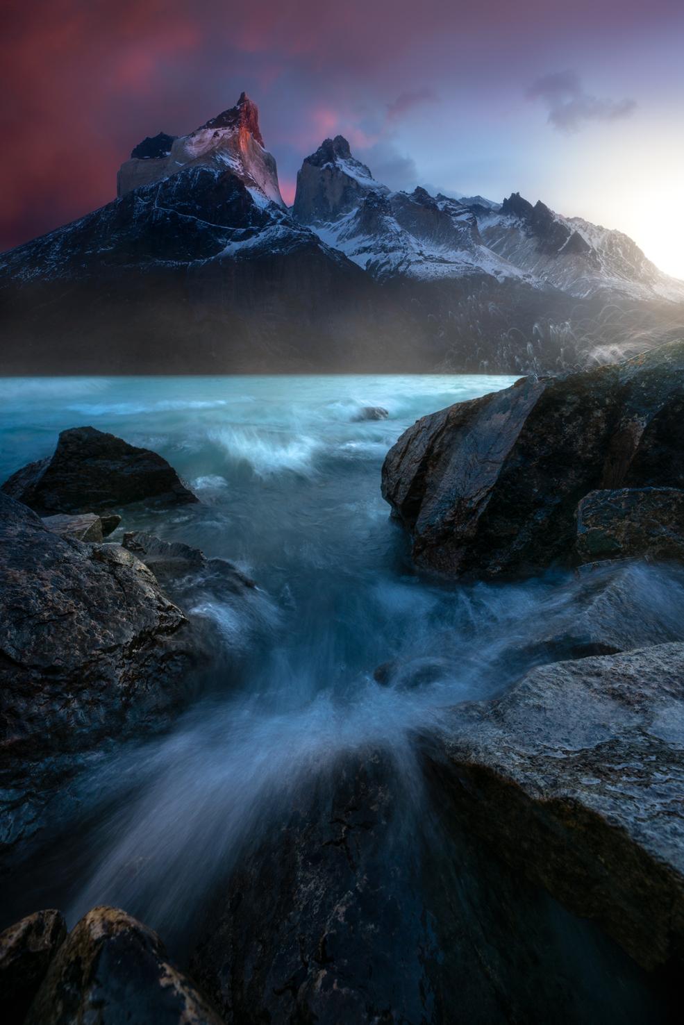 Sunrise, Torres Del Pain