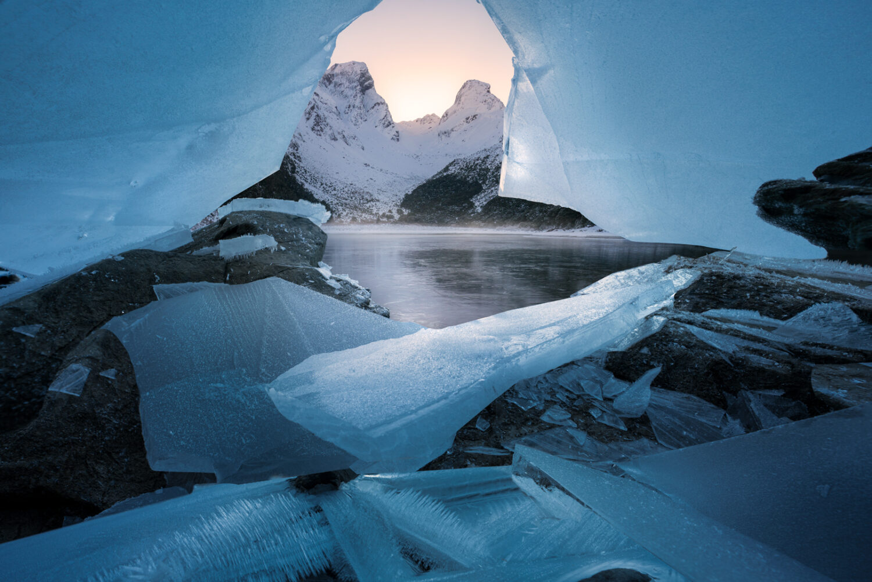 Lake Mackenzie Winter