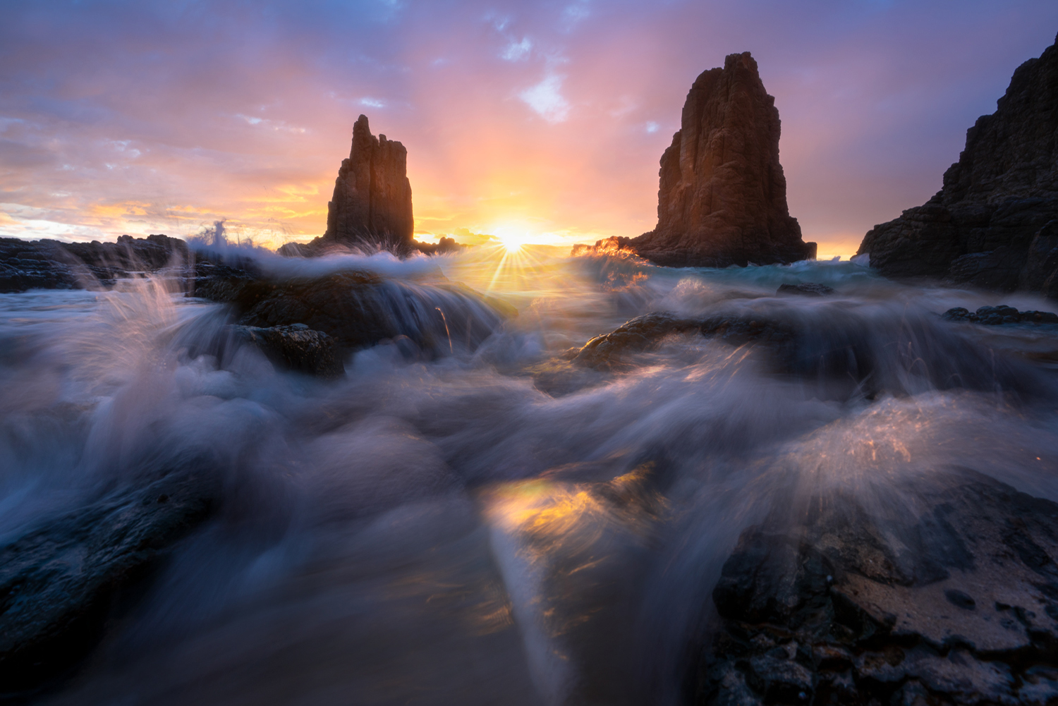 Kiama-Cathedral-Rocks-WilliamPatino