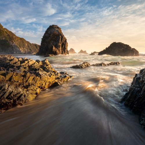 Bermagui seascape photography