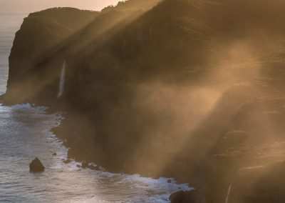 WilliamPatino-NewZealand-Ocean-Waterfalls