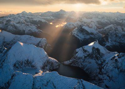 Lake-Quill-Fiordland