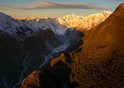 The Balfour - Aoraki and Tasman New Zealand