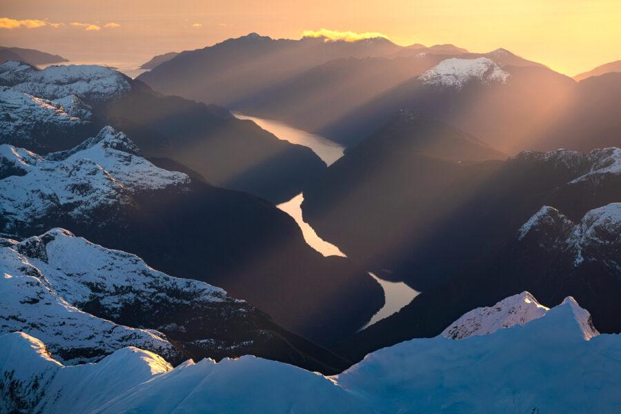 The Broughton Arm, Breaksea Sound, Fiordland