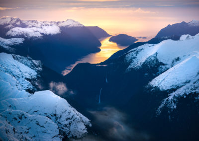 DoubtfulSound-Sunset-Fiordland-WilliamPatino