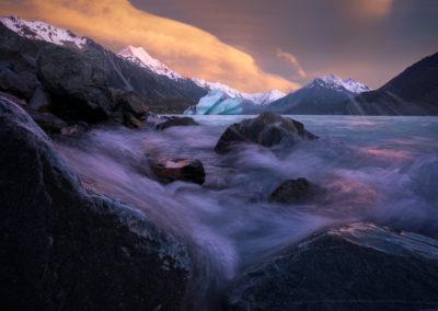 MountCook-TasmanLake-NZ