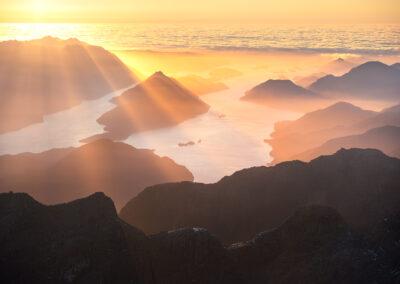 Dusky Sound/Tamatea Fiordland, Copyright William Patino