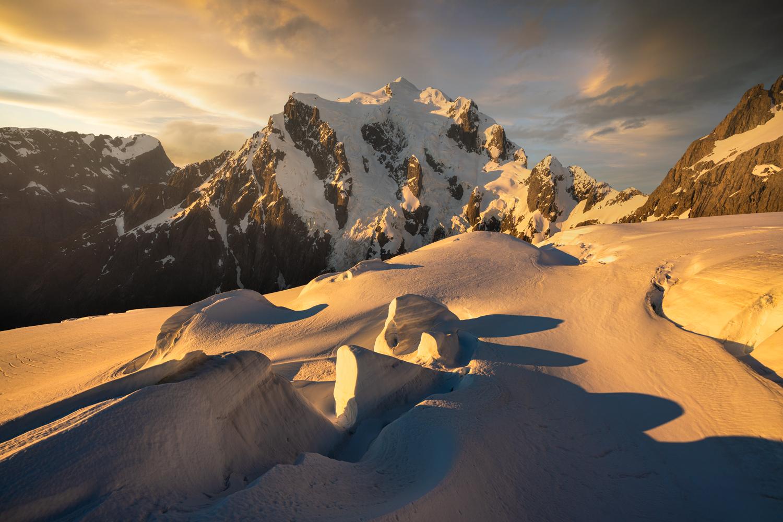 Fiordland, Mt Tutoko, Copyright William Patino