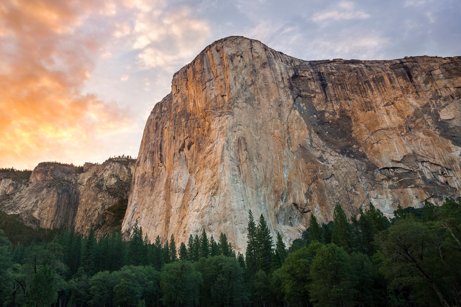 Yosemite 2 Apple Wallpaper William Patino