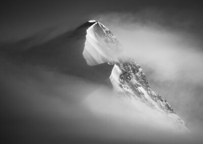Summit ridge, Aoraki/Cook, Copyright William Patino, New Zealand Landscape Photographer